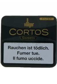 Villiger Cortos Filter Sweets